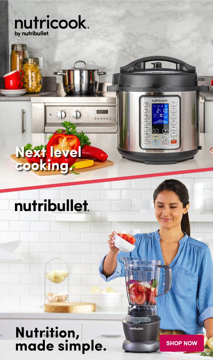 Nutribullet / Nutricook