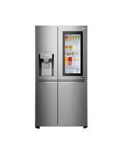 LG GR-X257CSAV 668L, InstaView™ Door-in-Door®, Smart-Wifi, Inverter Linear Compressor, Side by Side Refrigerator