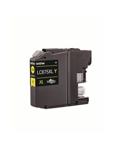 Brother LC675 XLY Cartridge - Yellow