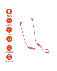 JBL T115BT Wireless In-Ear Sport Earphone - Corol
