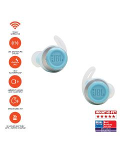 JBL REFLECT FLOWTrue Wireless Sport Headphone - Teal
