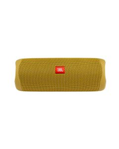 JBL Flip 5 Portable Waterproof Speaker - Yellow