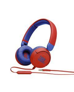 JBL JR310 Kids On-Ear Headhpones - Red