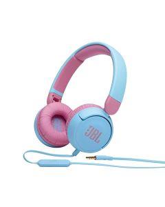 JBL JR310 Kids On-Ear Headhpones - Blue