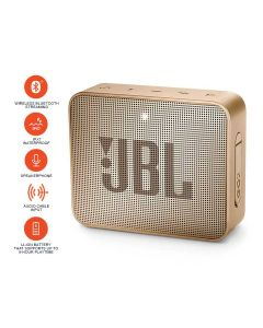 JBL GO2 Bluetooth Portable Speaker - Champ