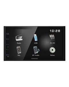 Kenwood DMX110BT Car Stereo