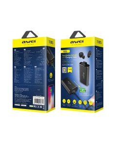 Awei T85 True Wireless Bluetooth V 5.0 Earphone