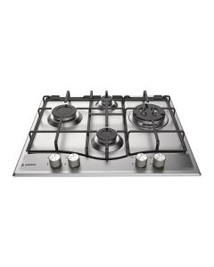 Ariston PCN 642 IX/A Built-In Gas On Metal Hob 60x60 CM