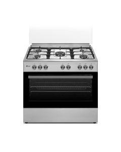 Oscar 9060GE  90x60  5 Gas Burner Electric Oven Cooking Range
