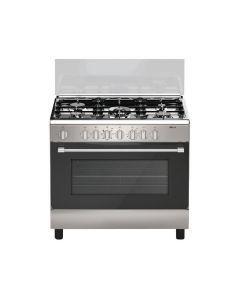 Oscar OCRI965GEOSS 90X60 5 Burner Full Gas Cooking Range