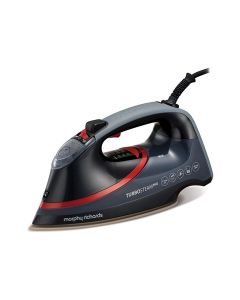Morphy Richards 303125 Turbosteam Pro Pearl Ceramic Electronic Steam Iron