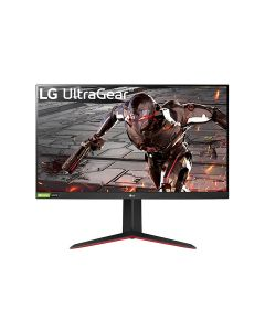LG 32GN550-B 31.5'' UltraGear™ Full HD Gaming Monitor with 165Hz, 1ms MBR and NVIDIA® G-SYNC® Compatible