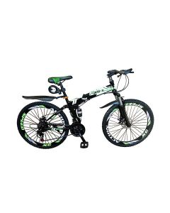 """Action Alloy Folding 26"""" Bicycle - 3500040A-26"""