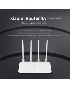 Xiaomi Mi Router 4A High-Speed Dual Band AC1200 Router (GIGA Version)
