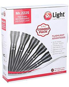 Mr Light Mr 2225 Torch Combo Offer