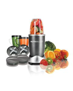 Nutribullet NBR-1212M Smoothie Maker 600 W-12 Pcs