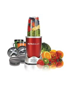 Nutribullet NBR-1212R Smoothie Maker 600 W-12 Pcs