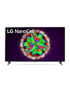 LG 49NANO80VNA NanoCell TV 49 Inch NANO80 Series, Cinema Screen Design 4K Active HDR WebOS Smart ThinQ AI Local Dimming