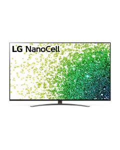 LG 65NANO86VPA 65 Inch NANO86 Series Cinema Screen Design 4K Cinema HDR webOS Smart with ThinQ AI Local Dimming NanoCell TV
