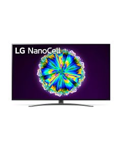 LG 55NANO86VNA NanoCell TV 55 Inch NANO86 Series, Cinema Screen Design 4K Cinema HDR WebOS Smart ThinQ AI Local Dimming