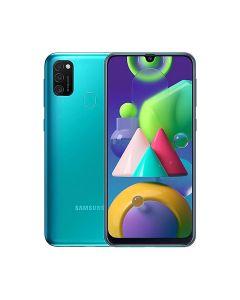 Samsung Galaxy M21 64GB ROM/4GB RAM Smartphone - Green (M215FZGUXSG)