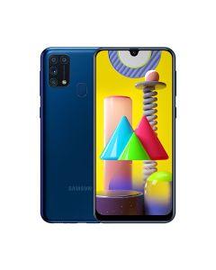 Samsung Galaxy M31 128GB ROM/6GB RAM Smartphone - Blue (M315FZBVXSG)