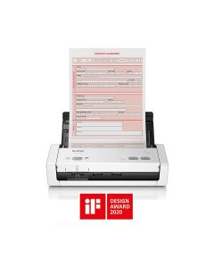 Brother ADS-1200 Colored Scanner Portable and Compact Document Scanner