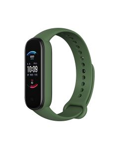 Amazfit Band 5 Fitness Tracker with Alexa Built-in - Olive
