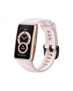 HUAWEI Band 6 Fitness Tracker Smartwatch - Sakura Pink