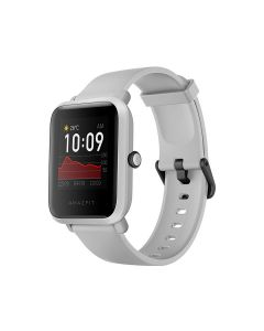 Amazfit BIP S Smart Watch - White Rock