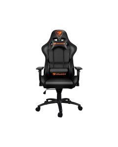 Cougar ARMOR Gaming Chair Adjustable Design - Black
