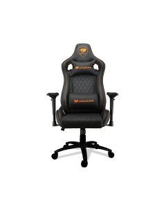 Cougar ARMOR S Gaming Chair Adjustable Design - Black