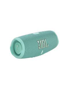 JBL CHARGE 5 Portable Waterproof Speaker with Powerbank - Teal