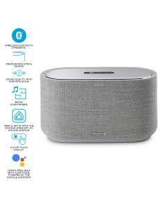 Harman Kardon Citation 500 Bluetooth Portable Speaker - Gray