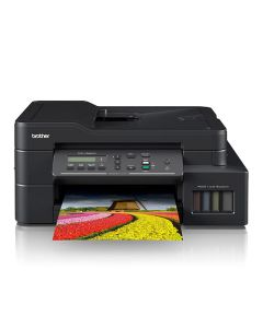 Brother DCP-T820DW Wireless 3-in-1 Color Inkjet Printer