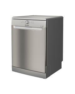 Indesit DFE 1B19 X UK Dishwasher 13 Place Settings - Silver