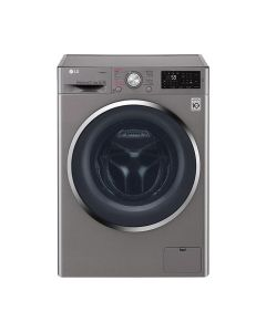 LG  F2J6HGP2S Washer & Dryer, 7 / 4 Kg, 6 Motion Direct Drive, Steam Technology, Add Item, ThinQ