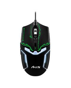 Dragon War G10 Gaming Mouse Ares 3,200 DPI - Black