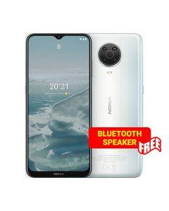Nokia G20 4GB RAM / 128GB ROM GCC Smartphone - Silver
