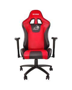 Dragon War GC-004-RD Pro-Gaming Chair - Red