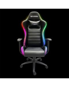 Dragon War GC-015 RGB Pro Gaming Chair with Remote Controller - Black