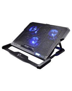 Dragon War GHW-002 Laptop Cooler Fan - Black