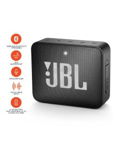 JBL GO2 Bluetooth Portable Speaker - Black