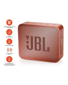 JBL GO2 Bluetooth Portable Speaker - Cinnamon