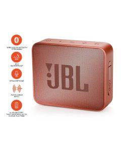 JBL GO 2 Bluetooth Portable Speaker - Orange