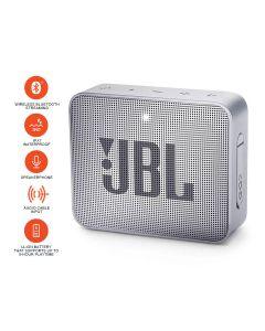 JBL GO 2 Bluetooth Portable Speaker - Gray