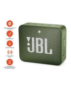 JBL GO 2 Bluetooth Portable Speaker - Green