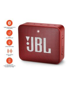 JBL GO2 Bluetooth Portable Speaker - Red