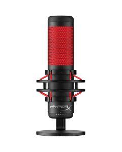 HyperX HX-MICQC-BK Standalone Gaming Microphone - Black