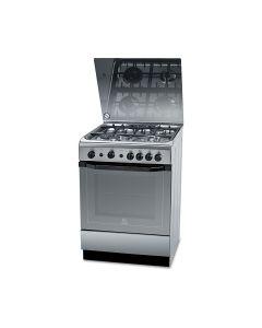 Indesit I6TG1G(X)GH/ 4G+G.Oven-S 60X60 CMS Cooking Range